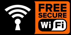 Free secure Wi-Fi